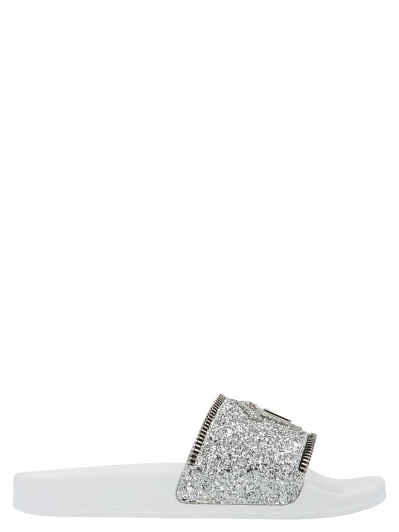 Giuseppe Zanotti 'new Laburela' Shoes - White