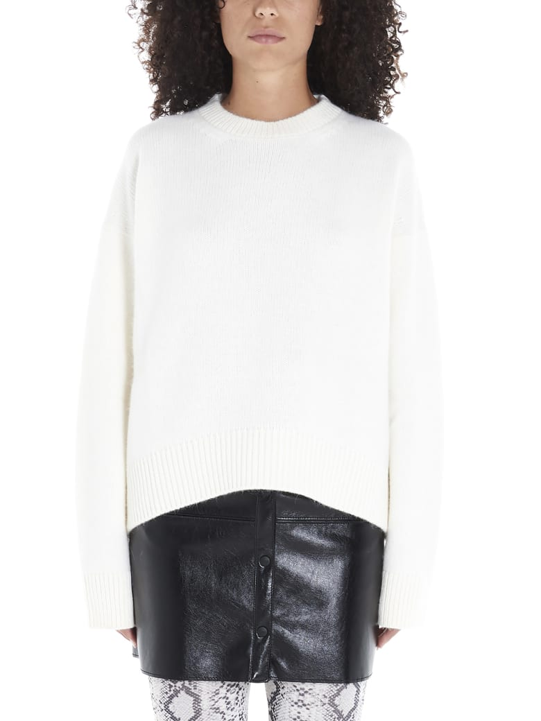 Laneus Sweater - White