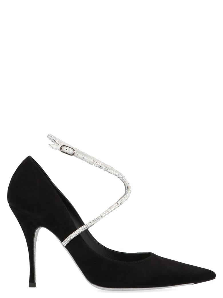 René Caovilla 'muista' Shoes - Black