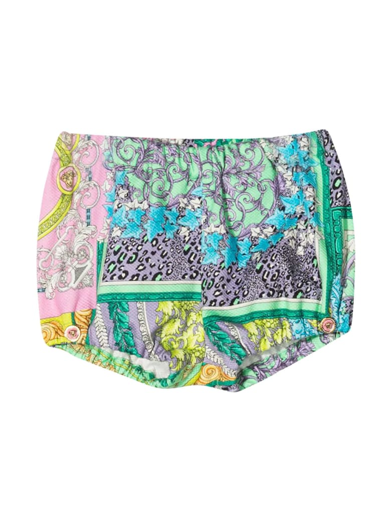 Young Versace Shorts - Multicolor