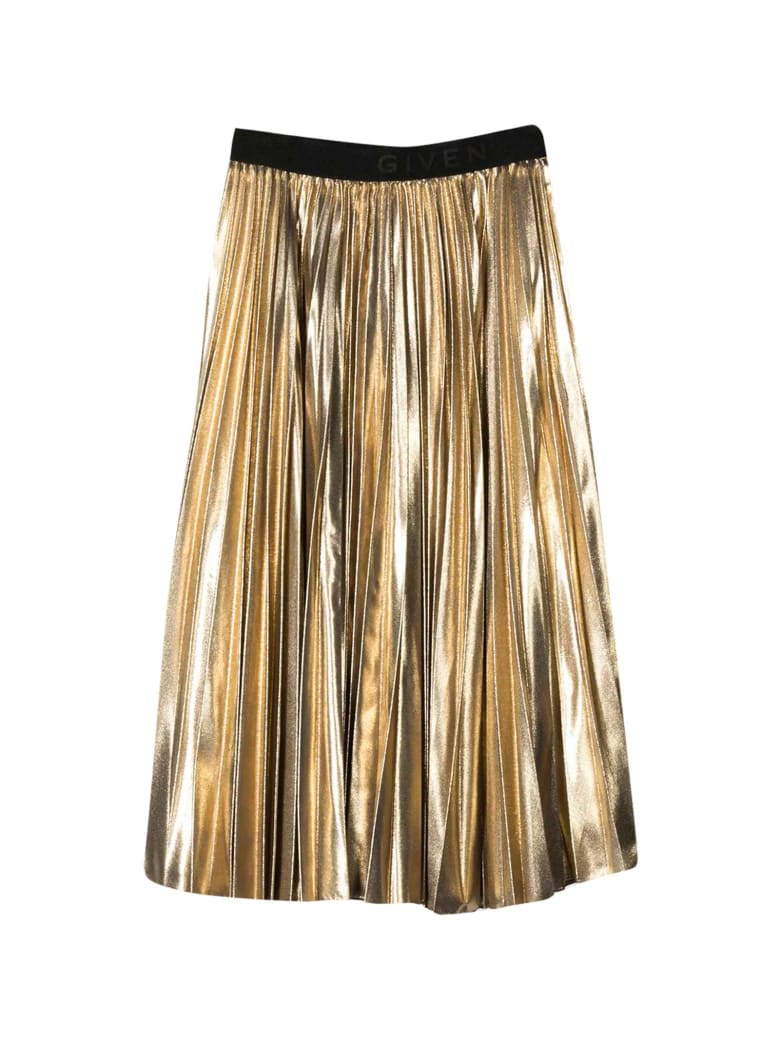Givenchy Gold Skirt - Oro
