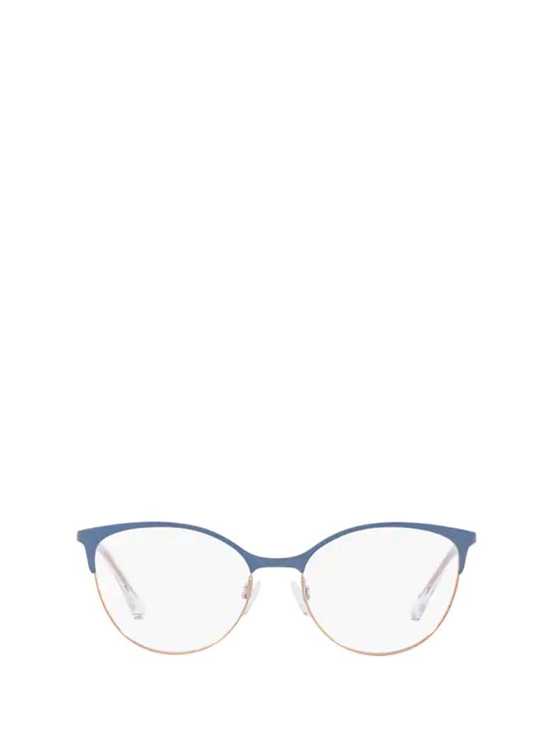 Emporio Armani Emporio Armani Ea1087 Light Blue / Light Bronze Glasses - 3270