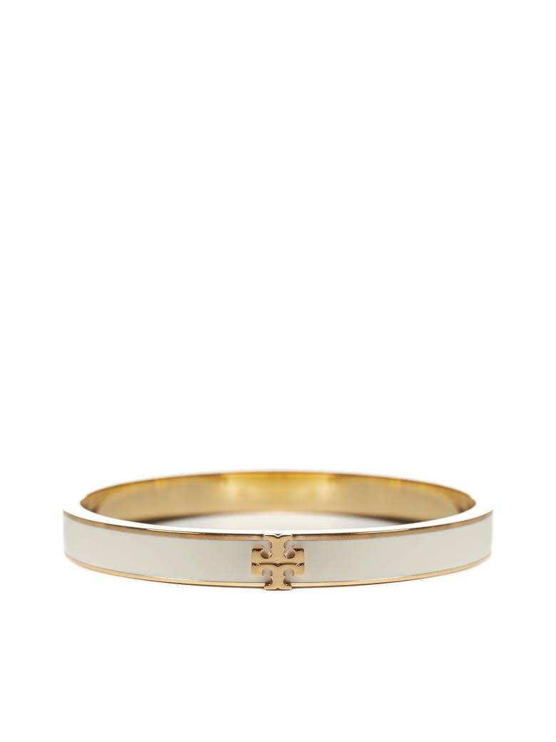 Tory Burch Kira Enamel 7mm Bracelet - Tory Gold Gold New Ivory