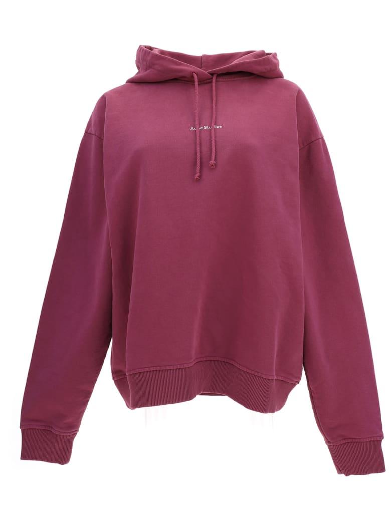Acne Studios Hoodie - Violet pink