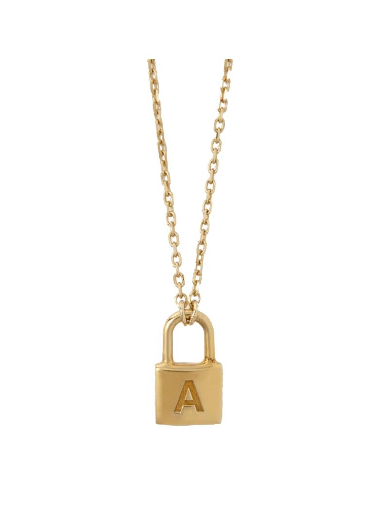AMBUSH Ambush Necklace - Gold