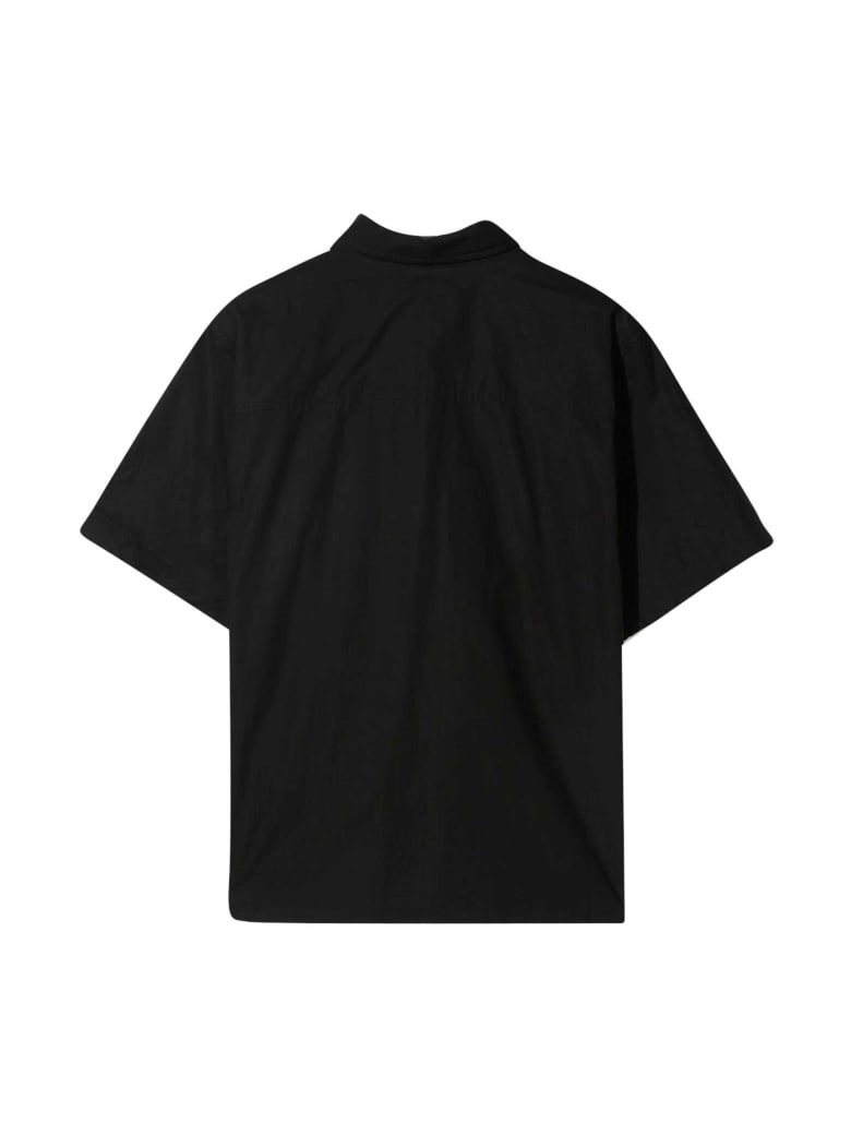 Dsquared2 Black Polo Shirt Teen - Nero