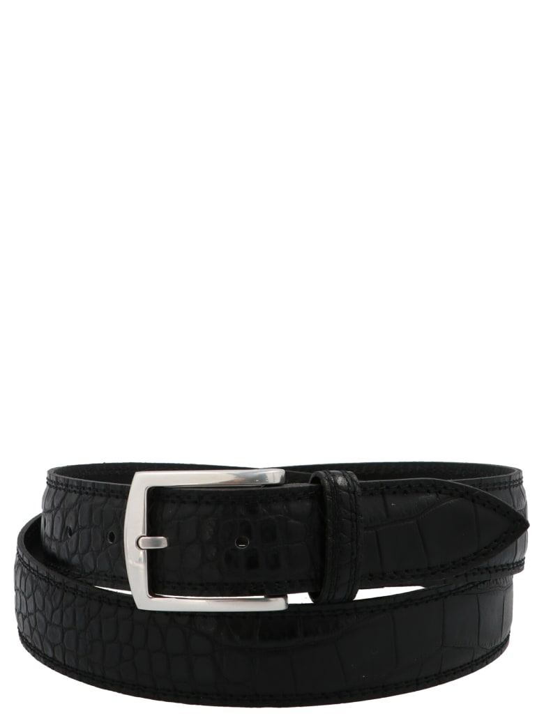 Andrea D'Amico Belt - Black