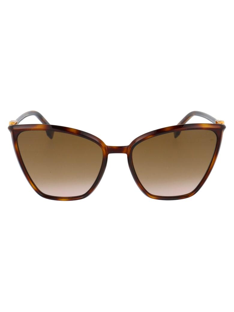 Fendi Ff 0433/g/s Sunglasses - 086M2 HAVANA