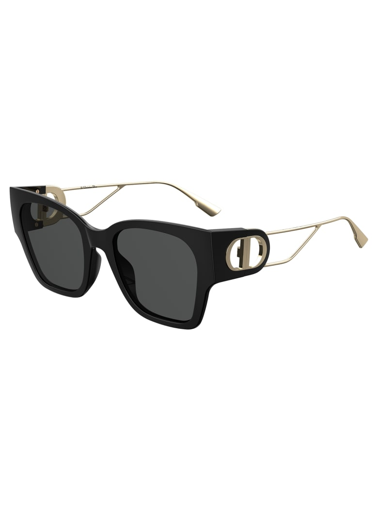 Christian Dior 30MONTAIGNE1 Sunglasses - K Black