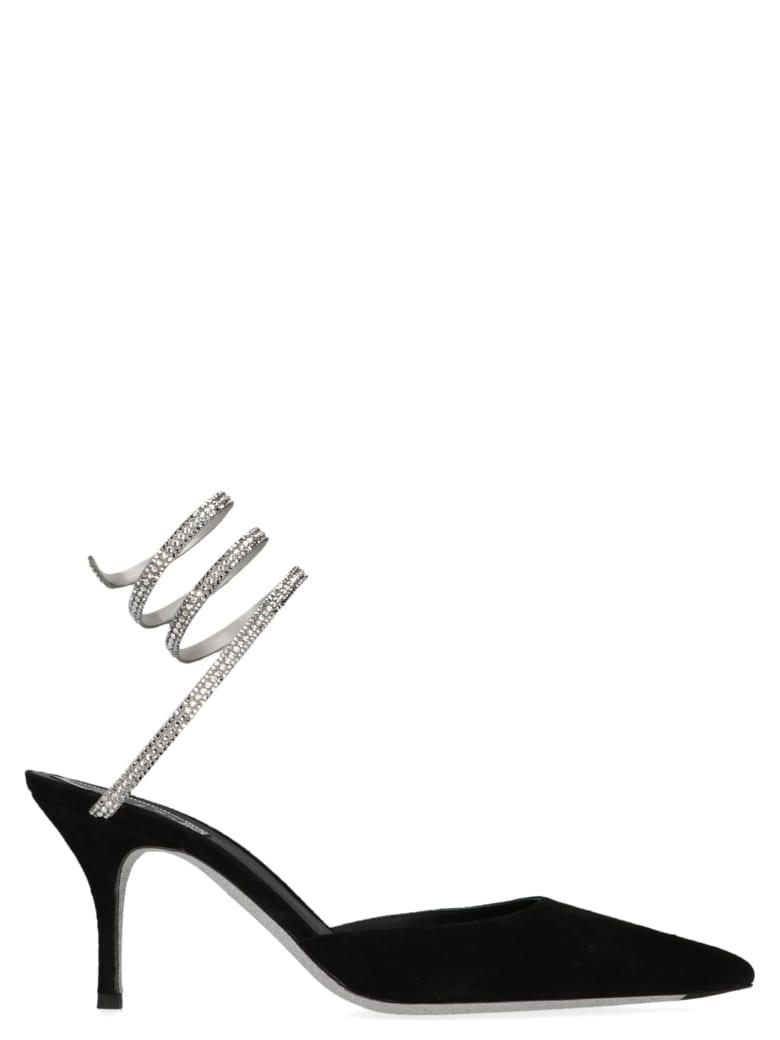 René Caovilla Shoes - Black