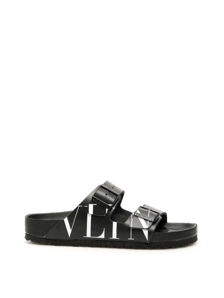 Valentino Garavani Arizona Sandals - NERO BIANCO NERO (Black)