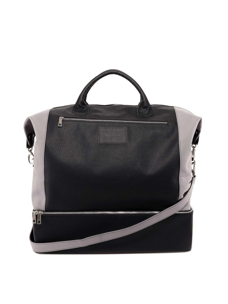Numero 00 Duffle Bag - Black