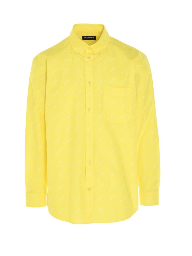 Balenciaga Shirt - Bianco