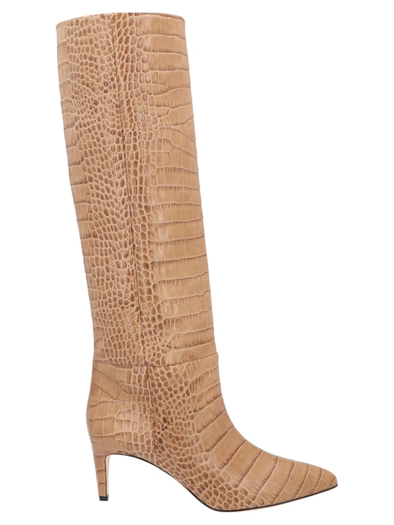 Paris Texas Shoes - Beige