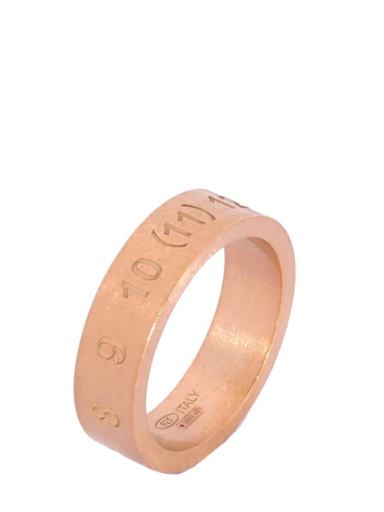 Maison Margiela Number Ring - GOLD