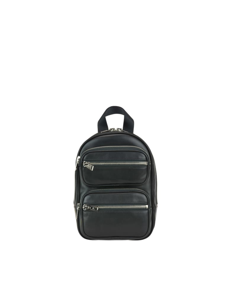 Alexander Wang Attica Medium Backpack - Black