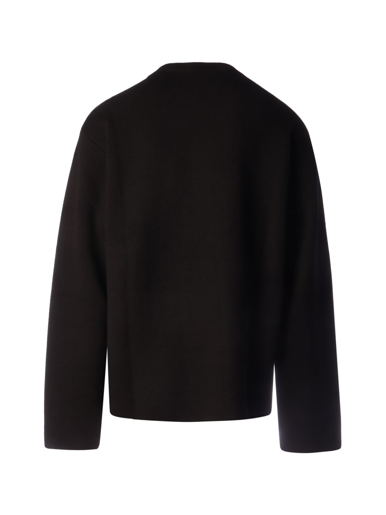 Balenciaga Crewneck Sweatshirt - Nero