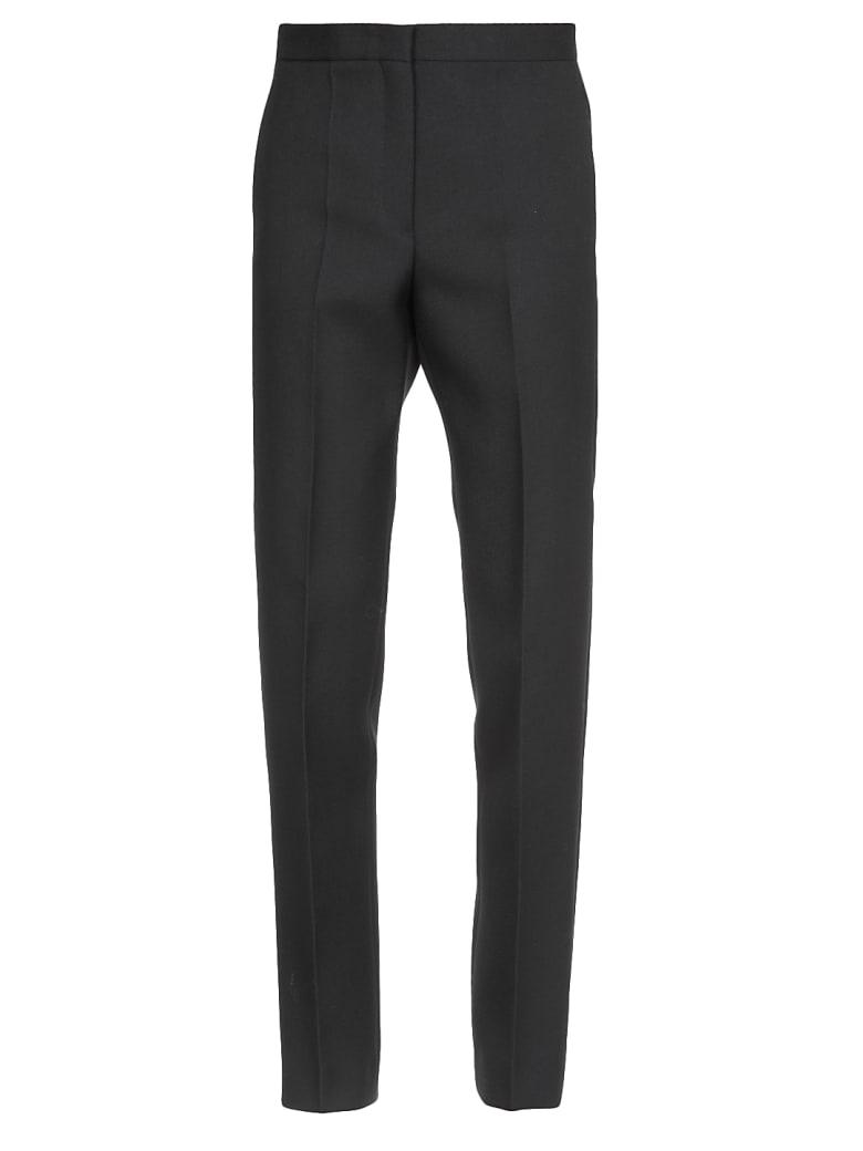 Jil Sander Wool Pants - Dark blue