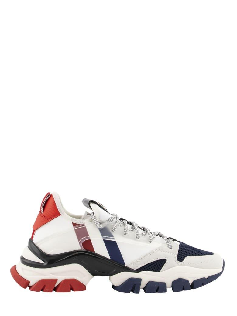 Moncler Trevor Sneakers - White