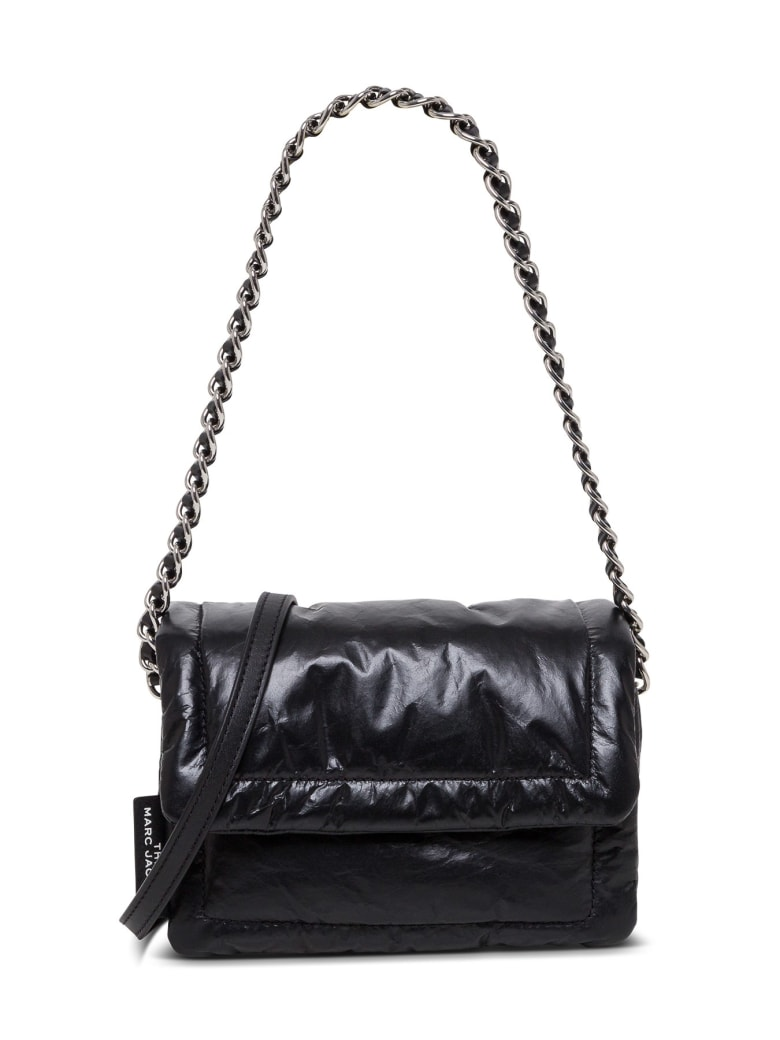 Marc Jacobs Mini Pillow Shoulder Bag - Black