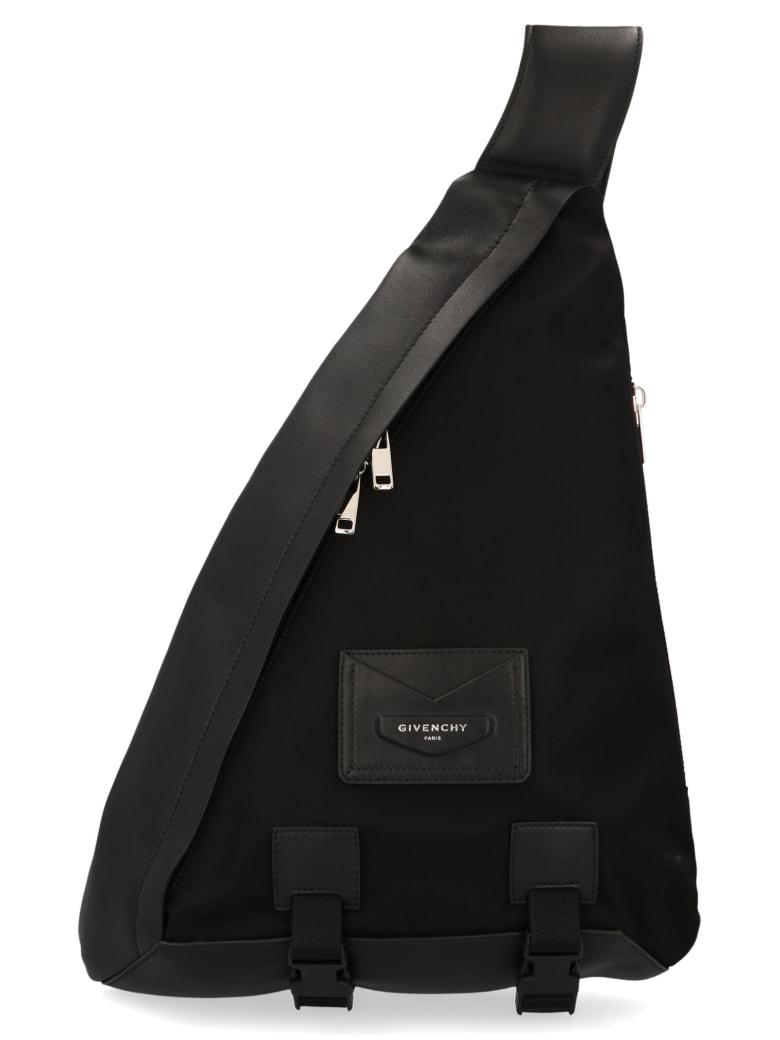 Givenchy 'envelope' Backpack - Black