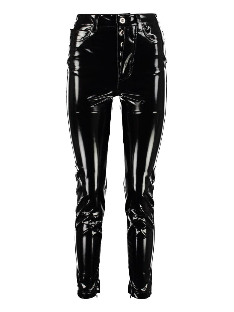 Ben Taverniti Unravel Project Skinny Trousers - black