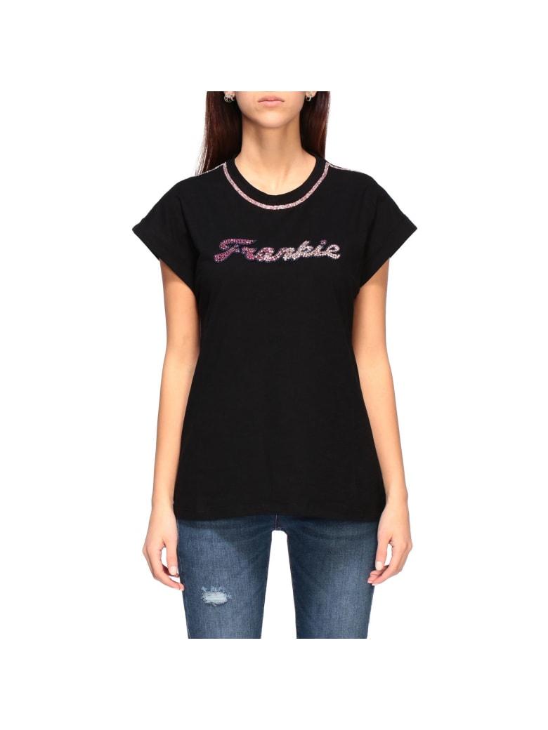 Frankie Morello T-shirt T-shirt Women Frankie Morello - black