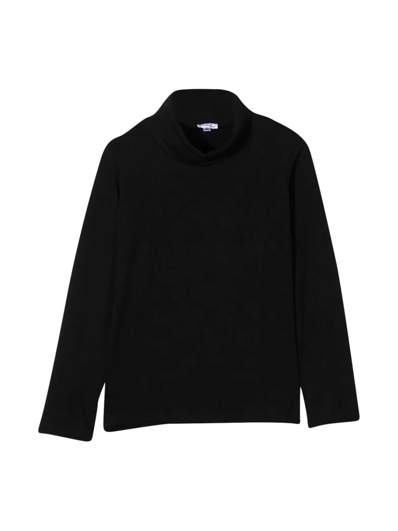 Piccola Ludo Black Top - Nero