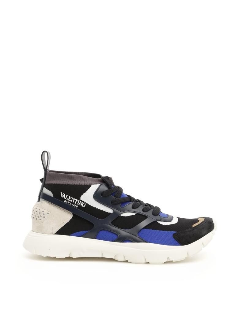 Sneakers - ROSSO GRIGIO BIANCO RUBINO