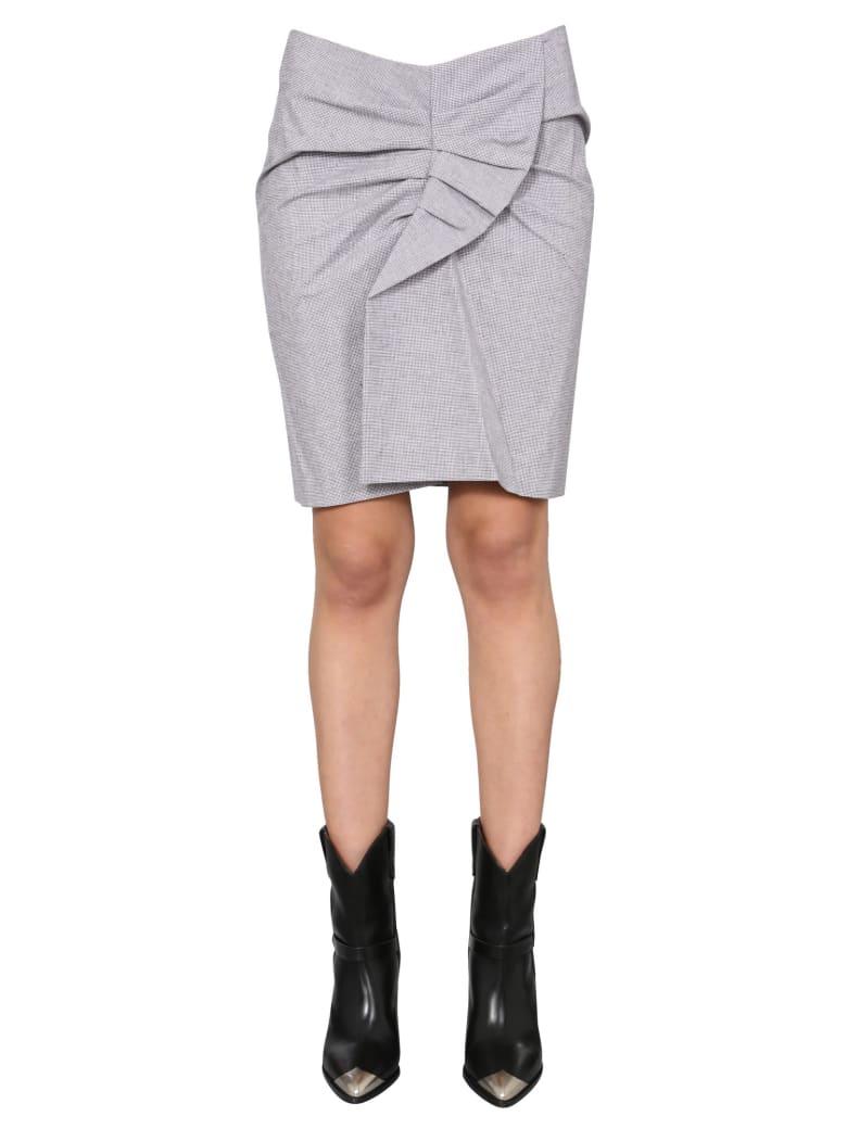 Isabel Marant Étoile Ines Skirt - GRIGIO