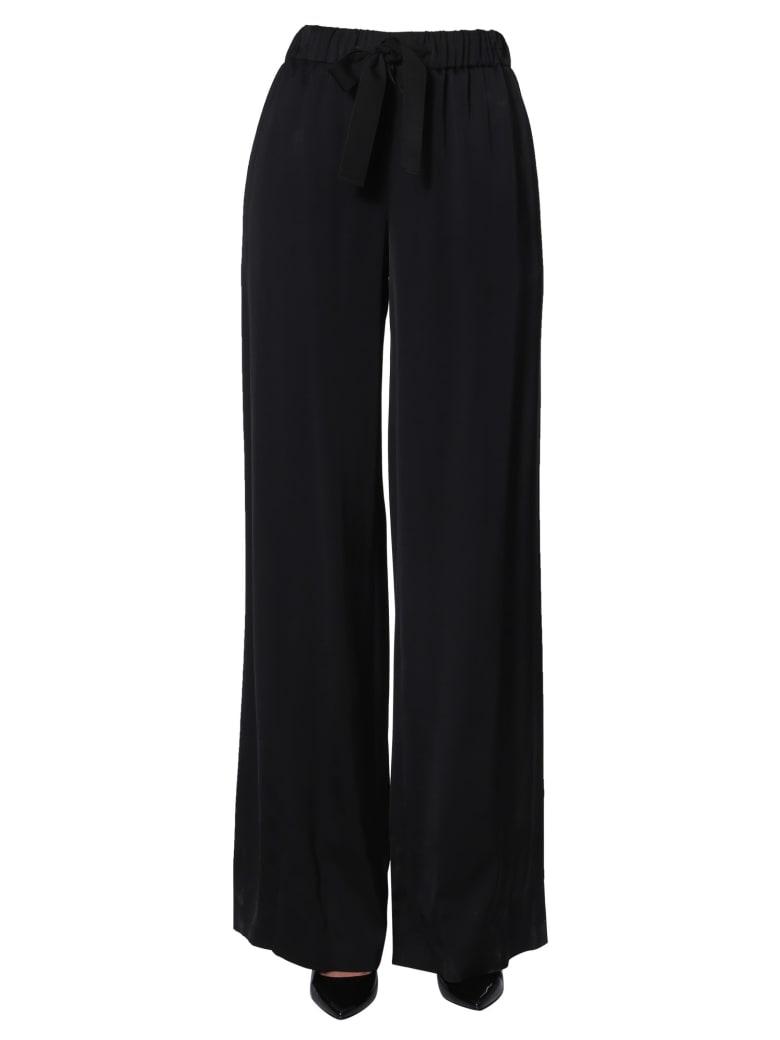 Boutique Moschino Wide Pants - NERO