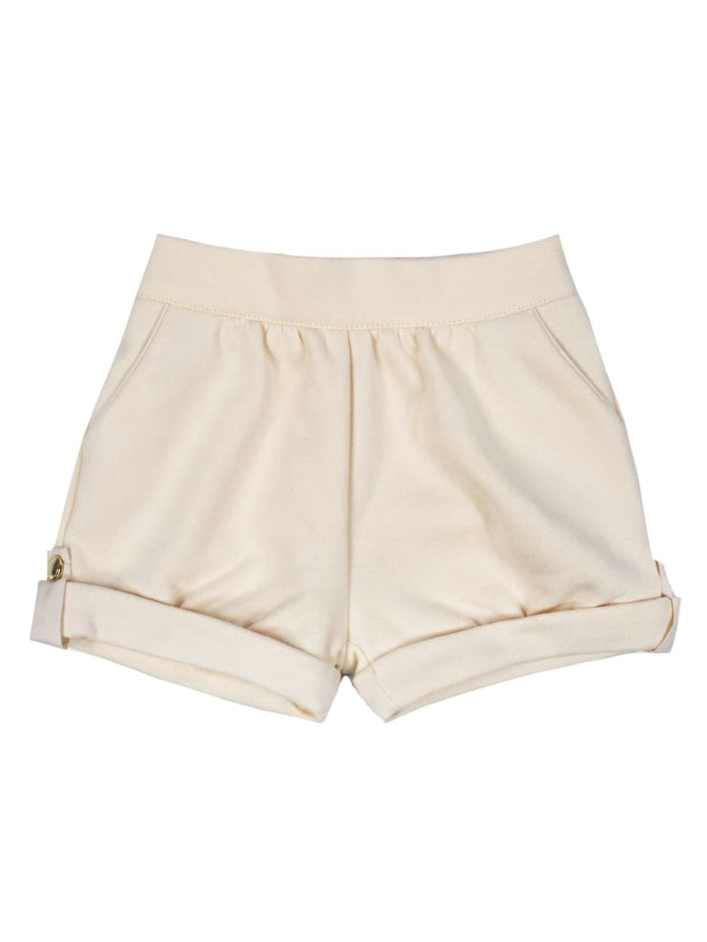 Chloé Peach Button Shorts - Pesca