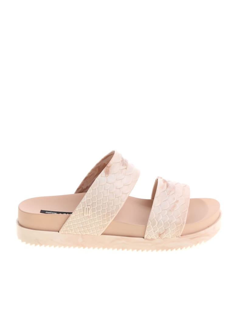 Melissa - Cosmic Sandals - Pink