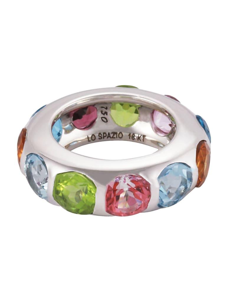 Lo Spazio Jewelry Lo Spazio Estate Ring - Multicolor