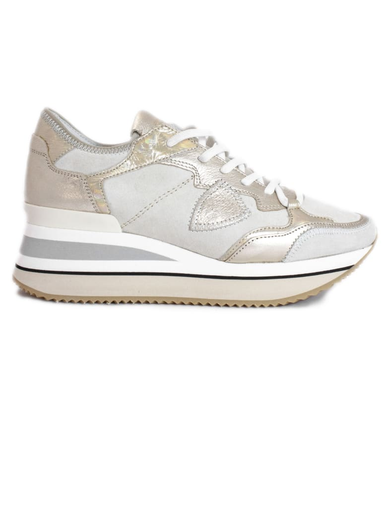 Philippe Model Triomphe Mondia Sneaker - Beige