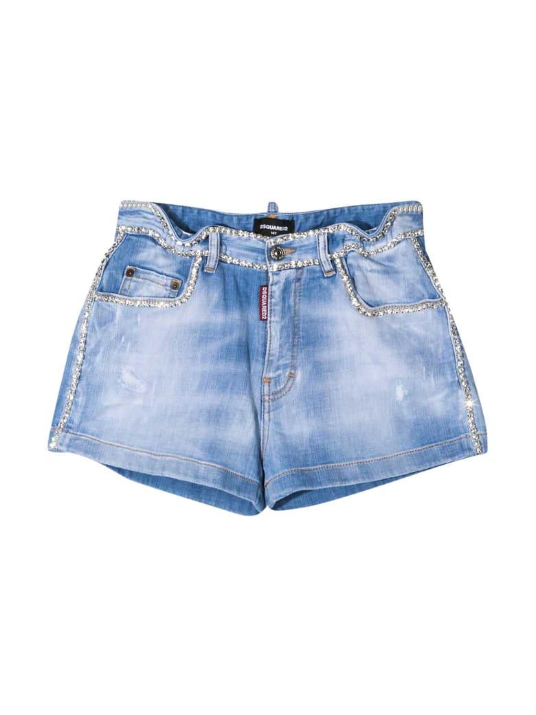 Dsquared2 Denim Shorts - Denim