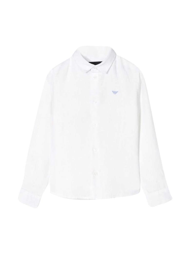 Emporio Armani White Shirt - Bianco