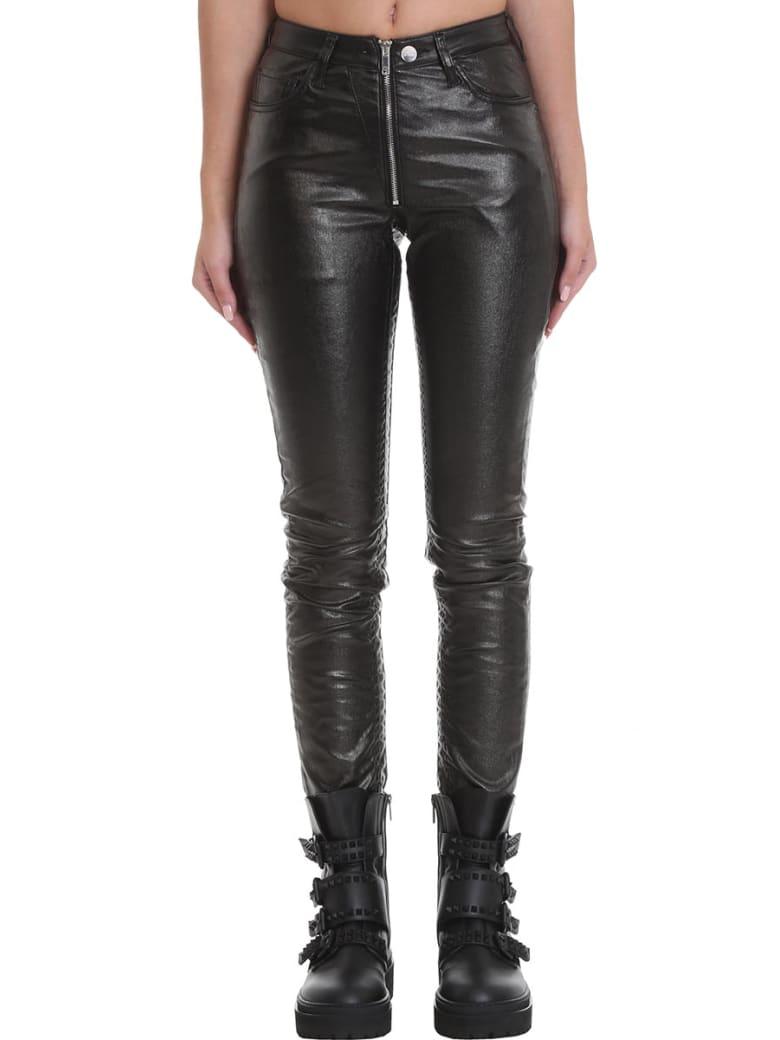 Marcelo Burlon Jeans In Black Cotton - black