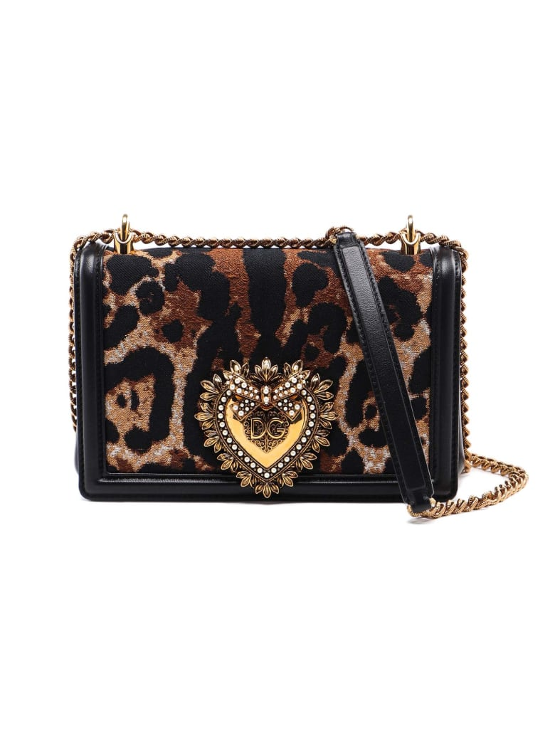 Dolce & Gabbana Md Devotion Bag - M Leo New