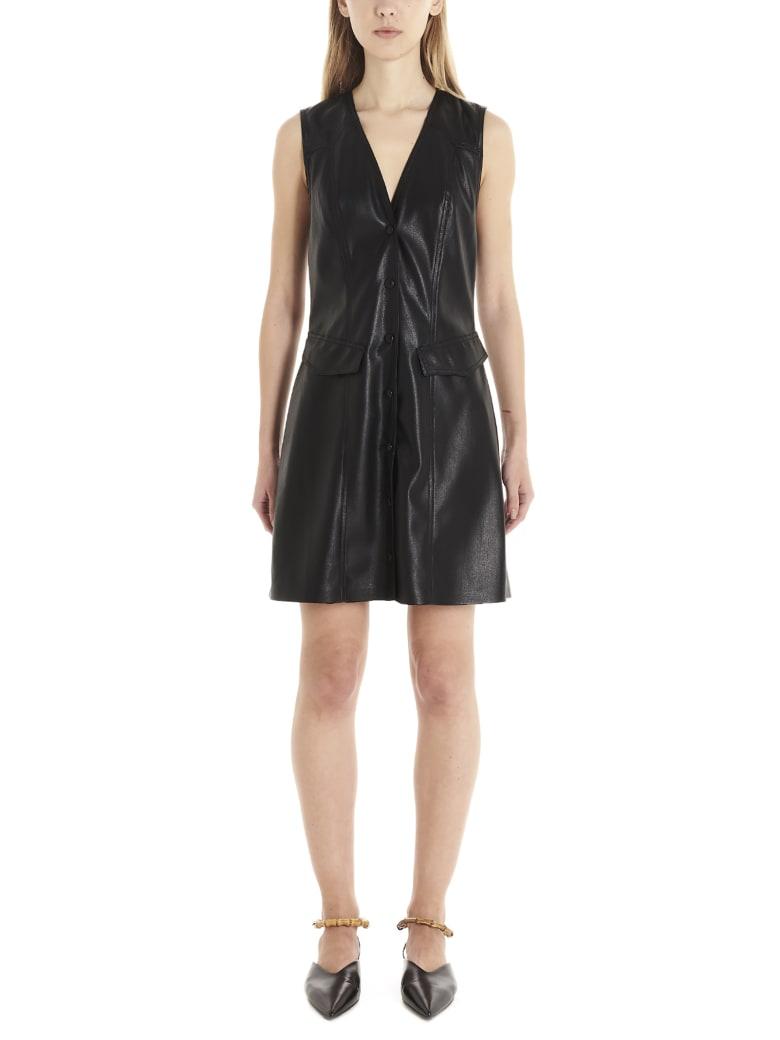 Nanushka 'menphi' Dress - Black