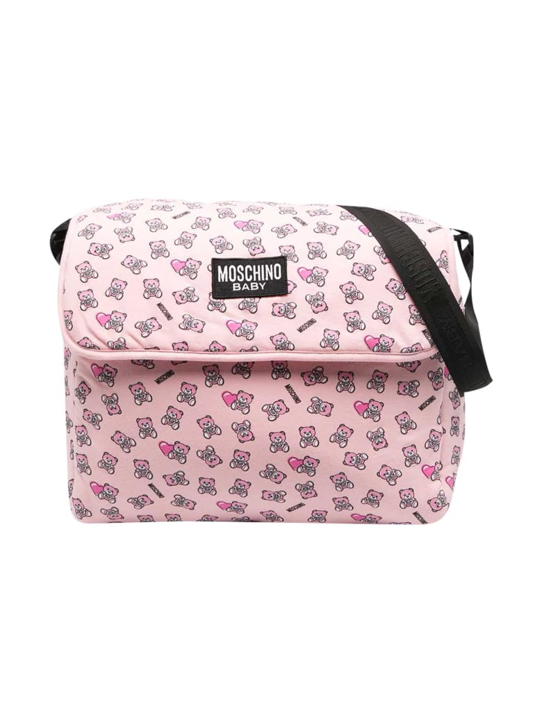 Moschino Pink Changing Bag - Rosa