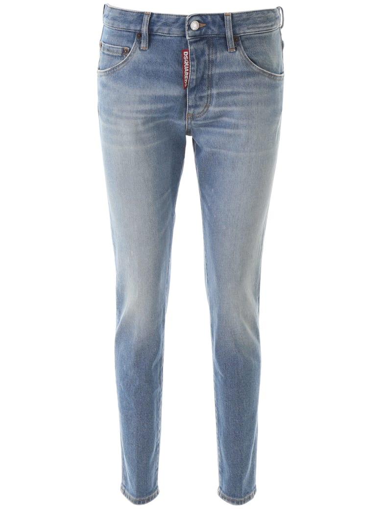 Dsquared2 Dan Skinny Jeans - BLUE (Blue)