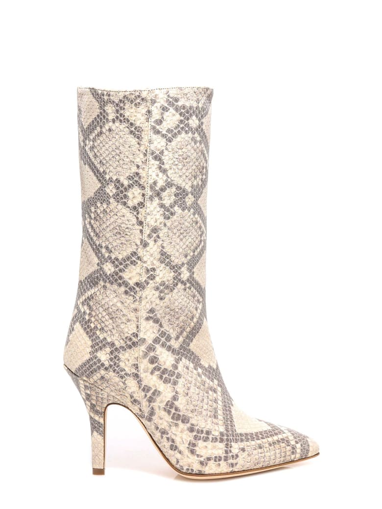 Paris Texas Boots - Beige