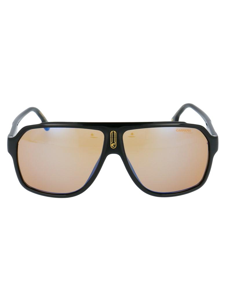 Carrera Sunglasses - Black Yellow