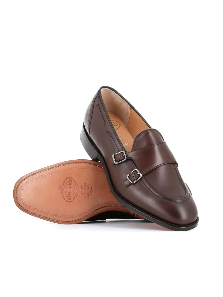 """Church's Loafer """"clatford"""" - Brown"""