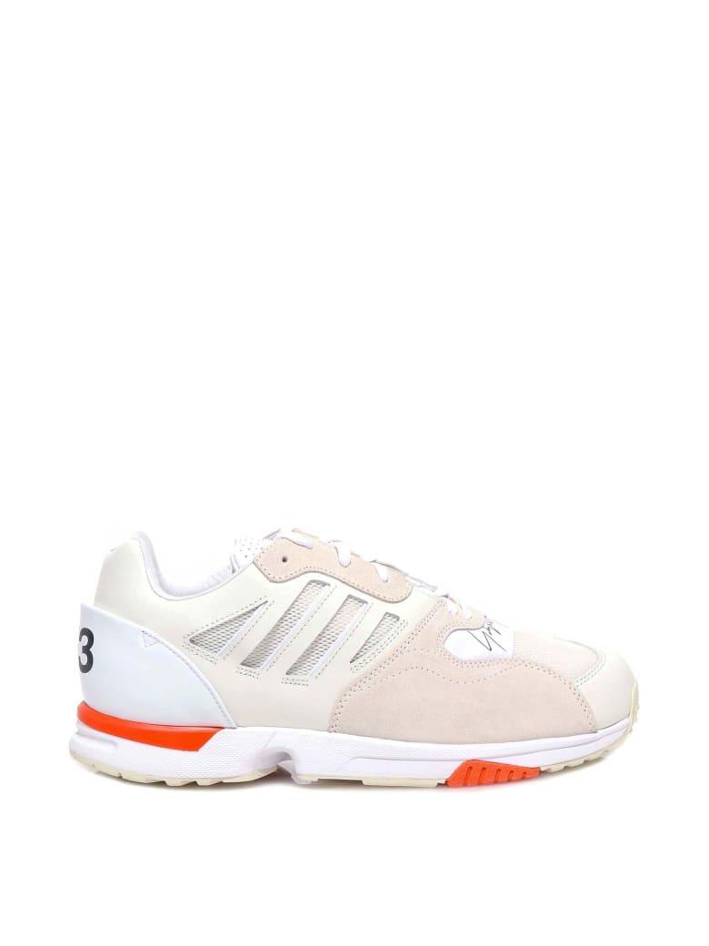 Y-3 Y-3 Zx Run Sneakers - White