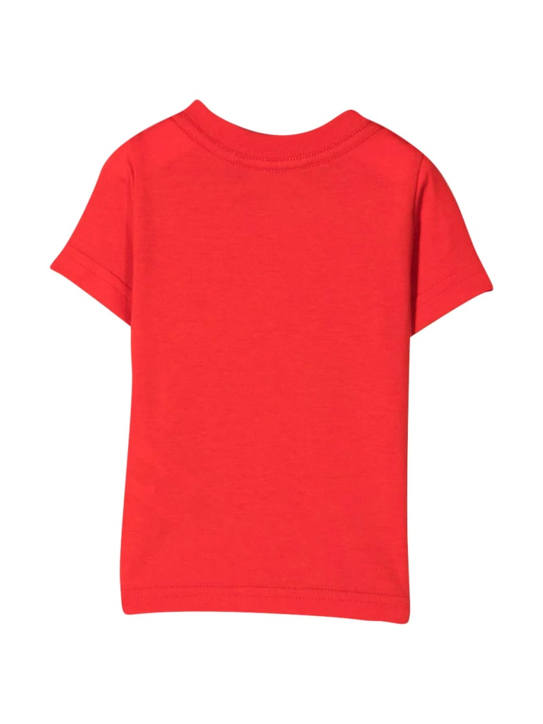 Dsquared2 Red T-shirt - Unica