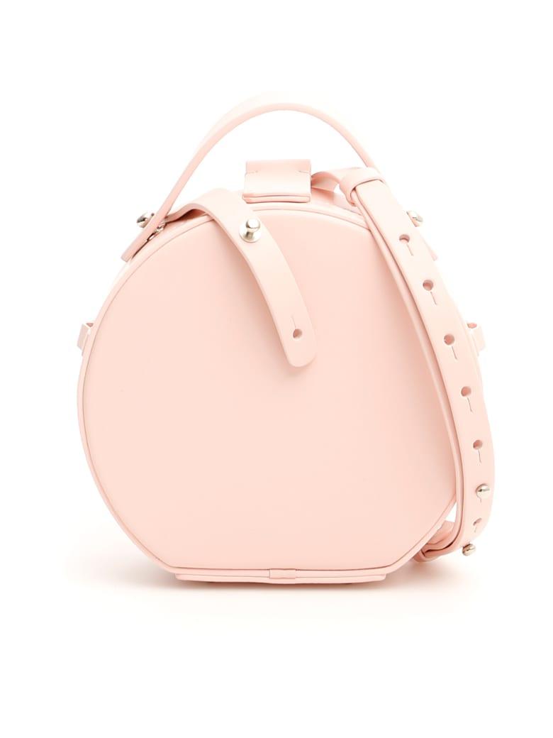Nico Giani Mini Circle Bag - PALE PINK (Pink)