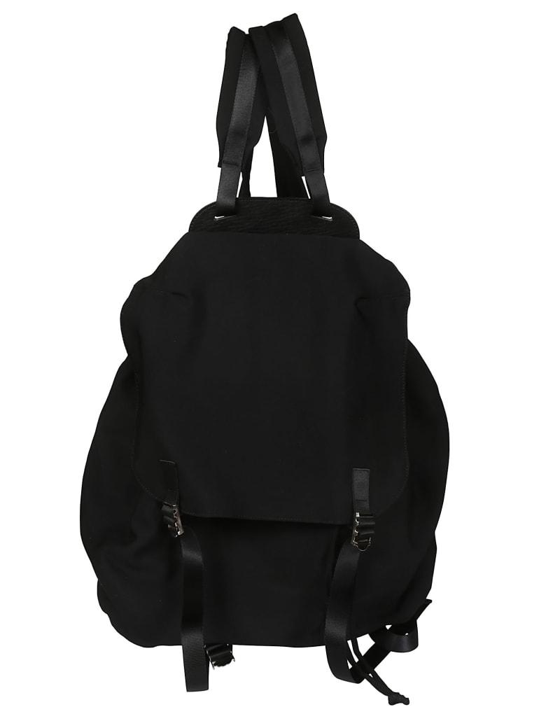 Y's Ladderlock Buckle Backpack - Black