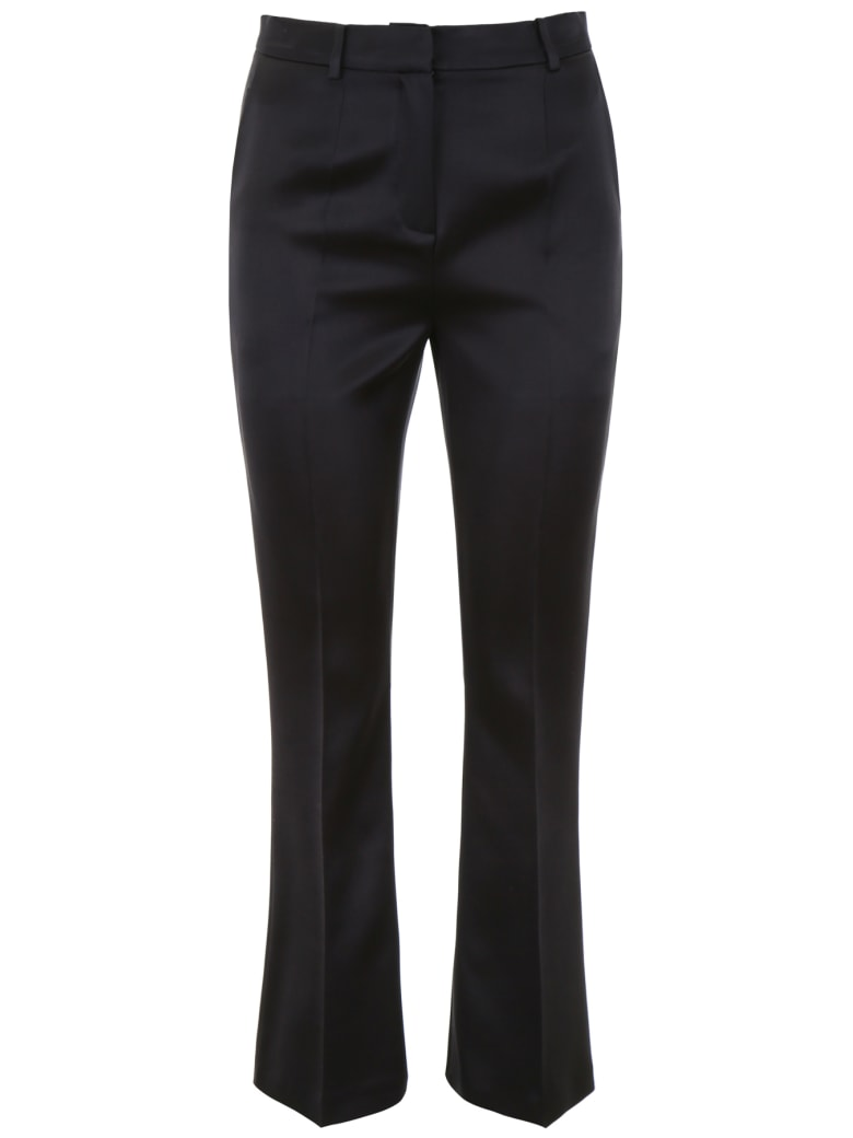 Magda Butrym Kalat Trousers - BLACK (Black)